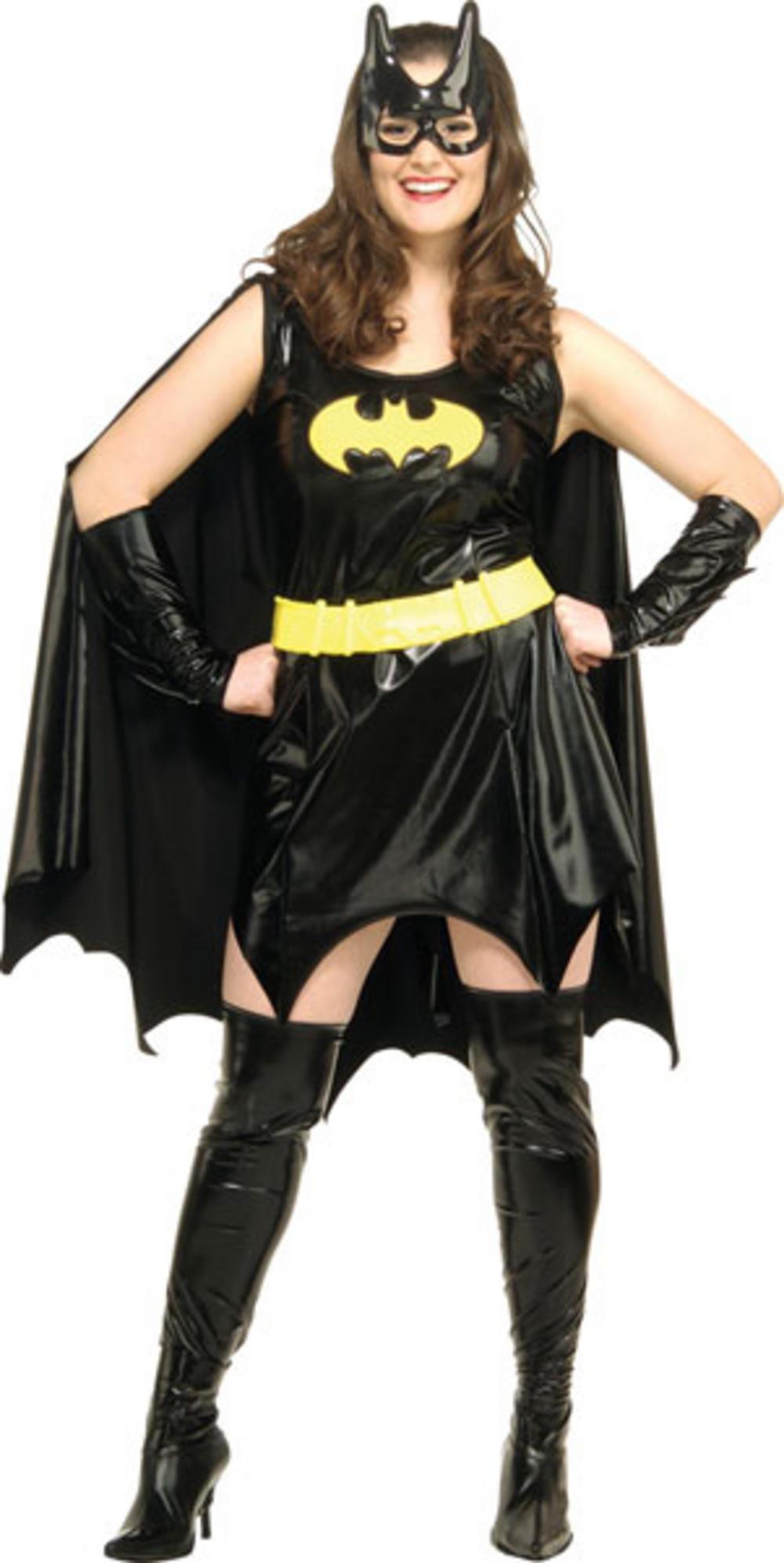 Batgirl Plus Size Costume