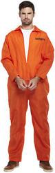 Prisoner Overalls Costume