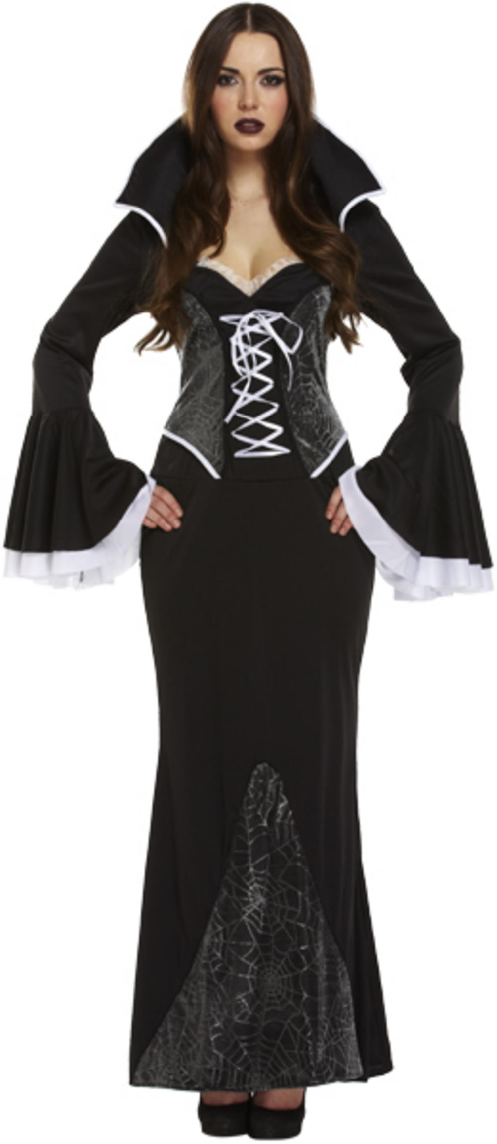 Ladies Web Vampiress Costume