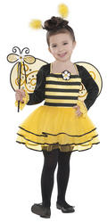 Girls Ballerina Bee Costume