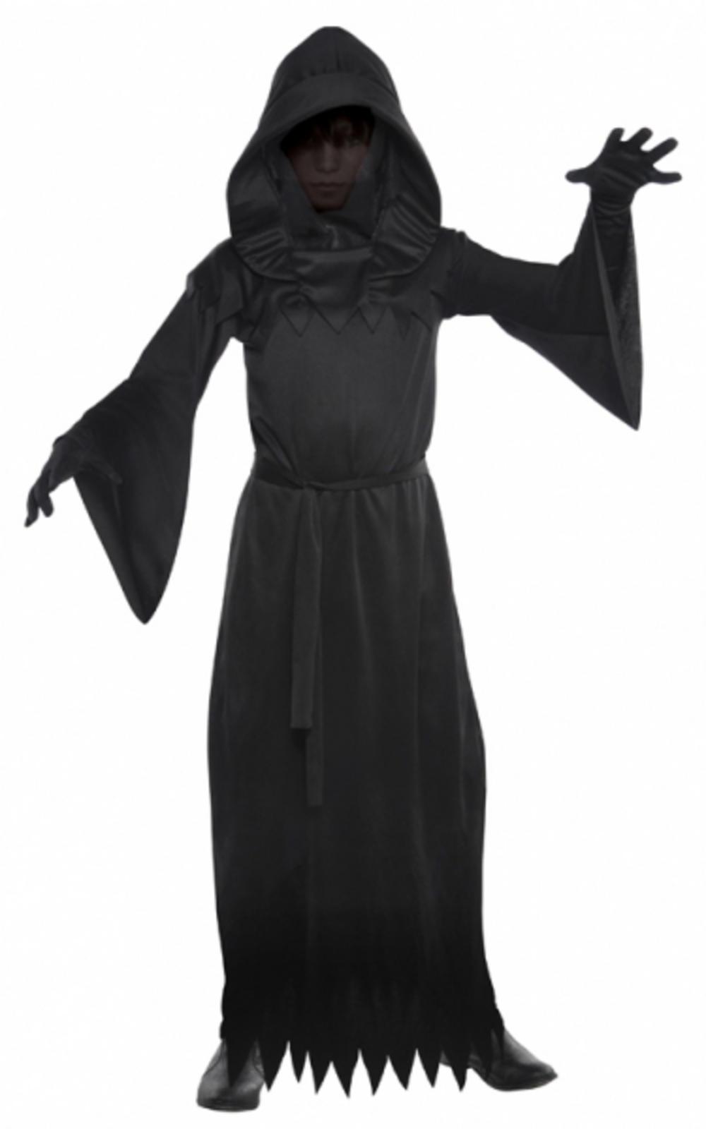 Children Phantom of Darkness Costume