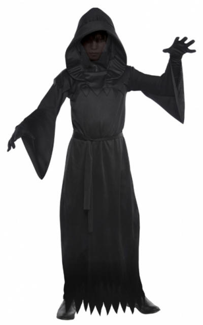 Children Phantom of Darkness Costume