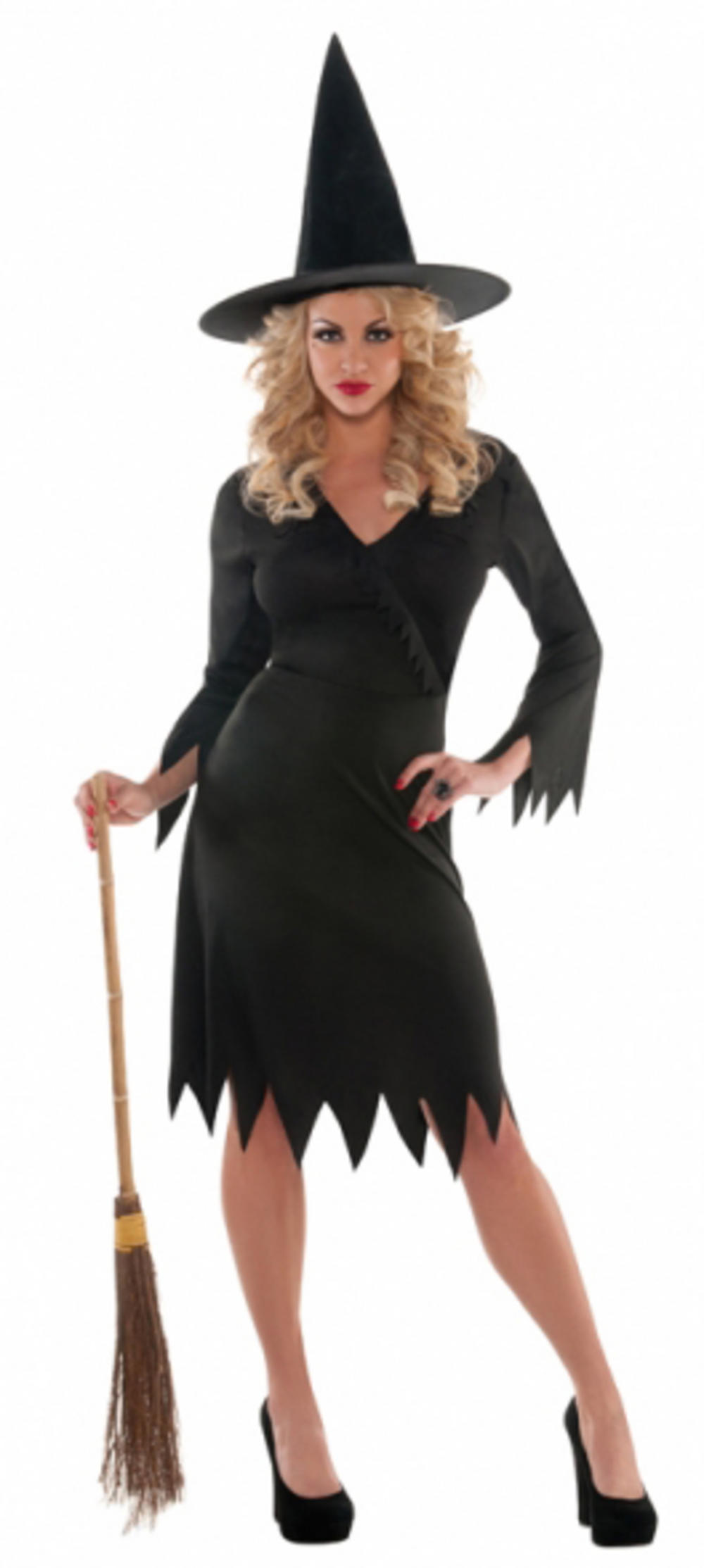 Adults Wicked Witch Costume