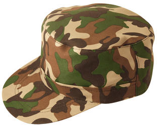 Adults Cap Camouflage Adult