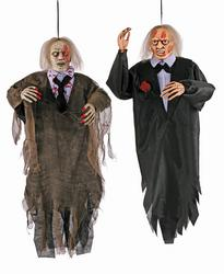 "36"" Light-Up Hanging Zombie Assortment"