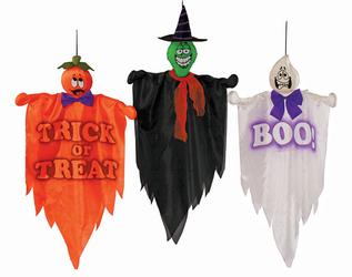 "36"" Friendly Ghost Hanging Assortment"