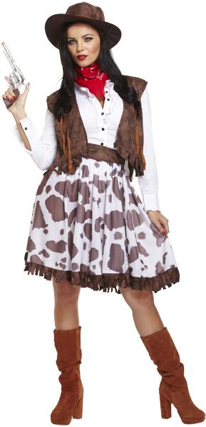 Sentinel Cowboy u0026 Cowgirl Couple Fancy Dress Adults Mens Ladies Western Rodeo Costume New  sc 1 st  eBay & Cowboy u0026 Cowgirl Couple Fancy Dress Adults Mens Ladies Western Rodeo ...