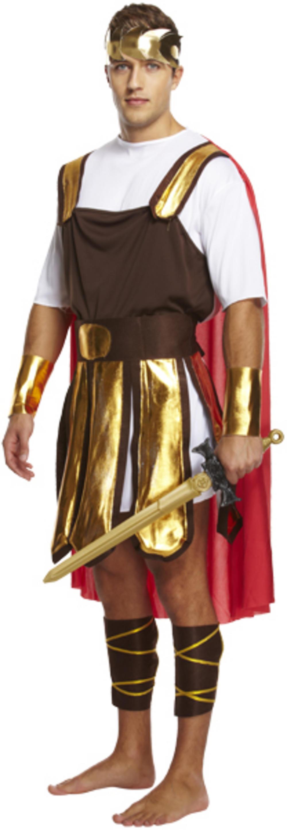 Mens Roman Soldier Costume
