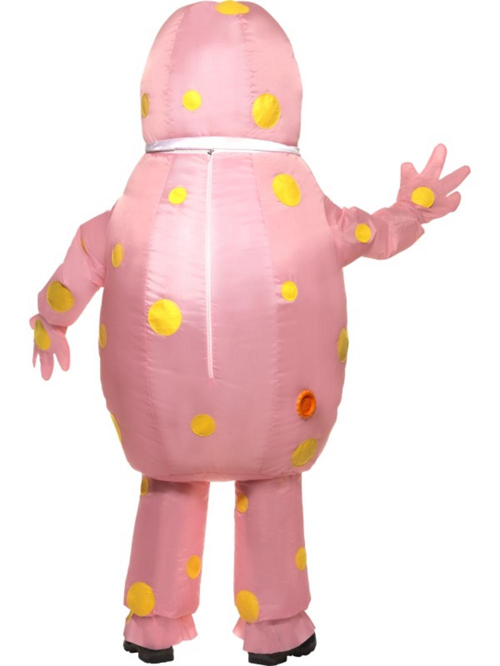 Inflatable Mr Blobby Costume All Mens Halloween Costumes