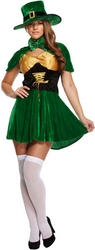 Sexy Leprechaun St Patricks Day Costume