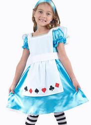 Girl's Alice Costume