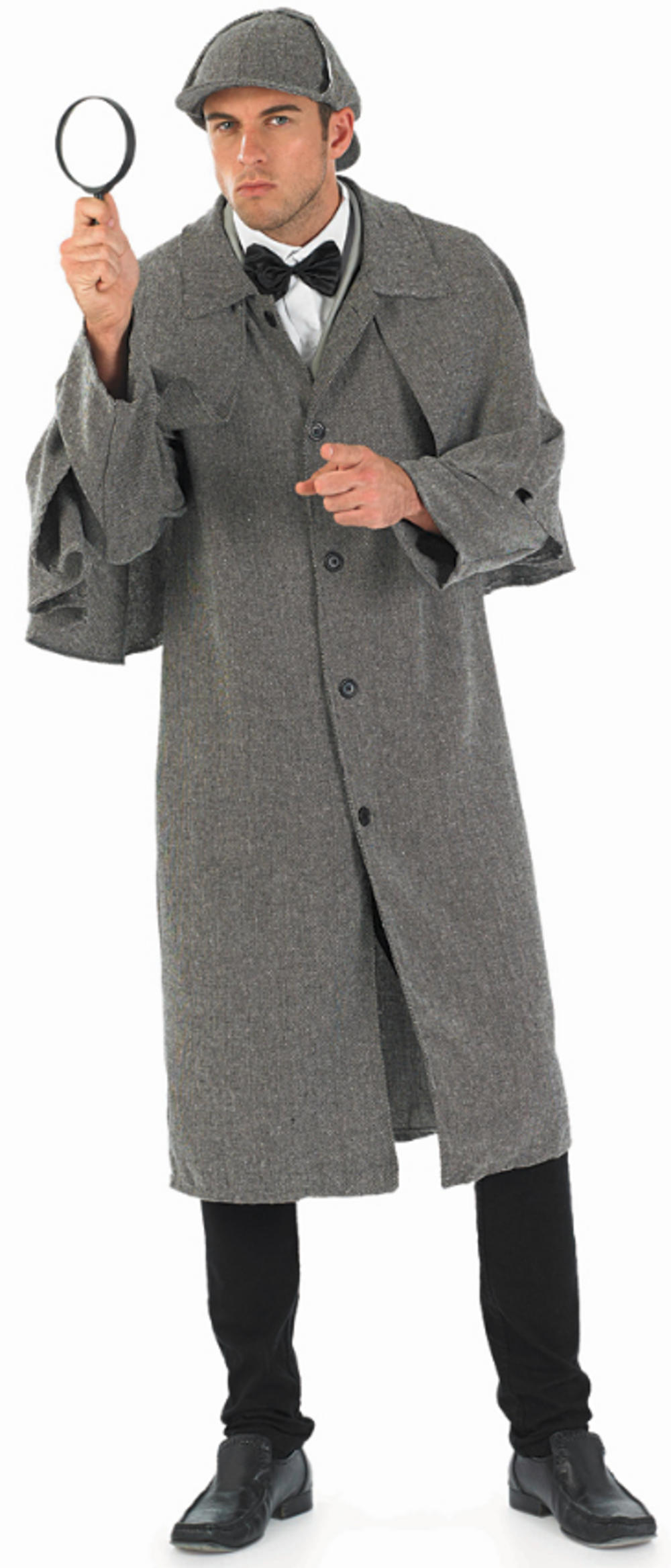 66d4f134 Victorian Detective Mens Costume | Letter