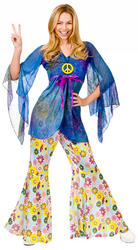 Woodstock Hippie 60s Costume