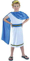 Boy's Roman Emperor Costume