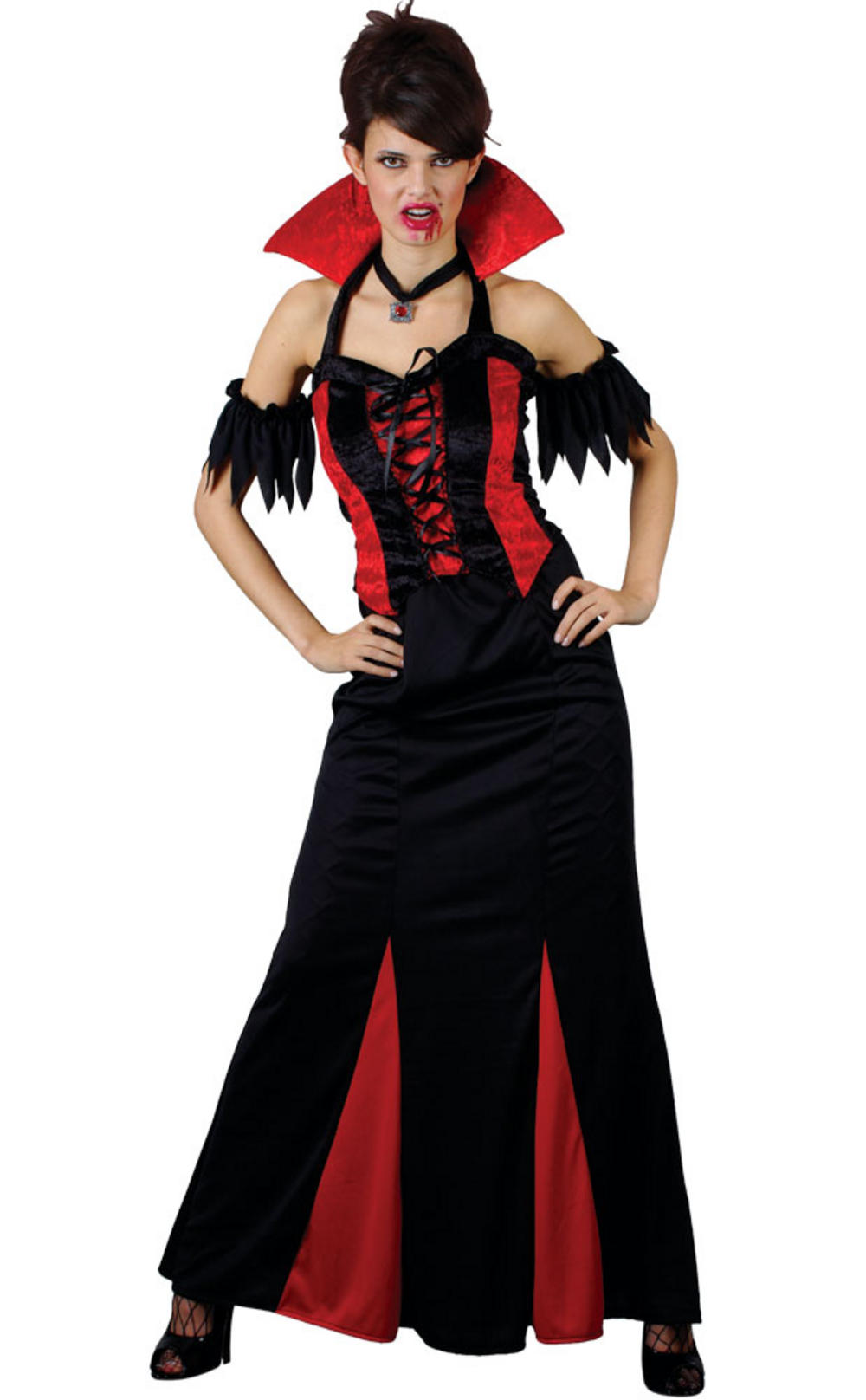 Bloodthirsty Vampiress Costume