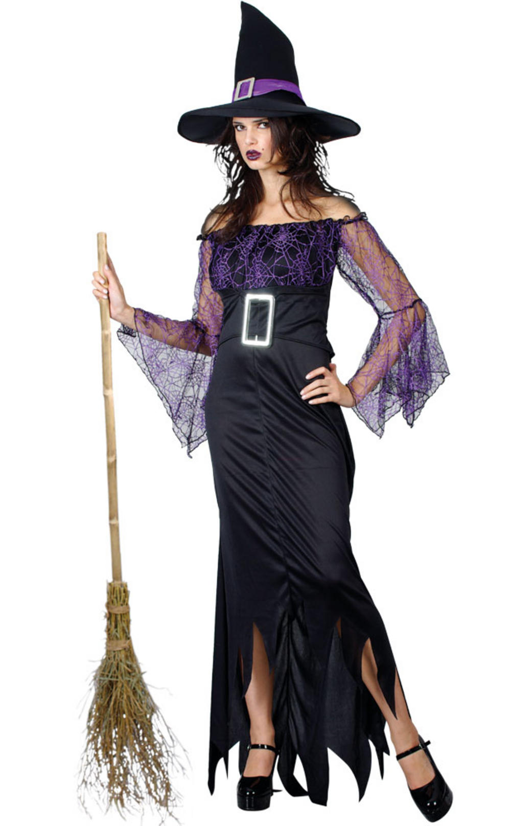 Mystical Witch Halloween Costume