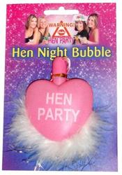 Hen Party Bubbles Set