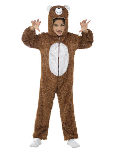 Bear Kids Fancy Dress