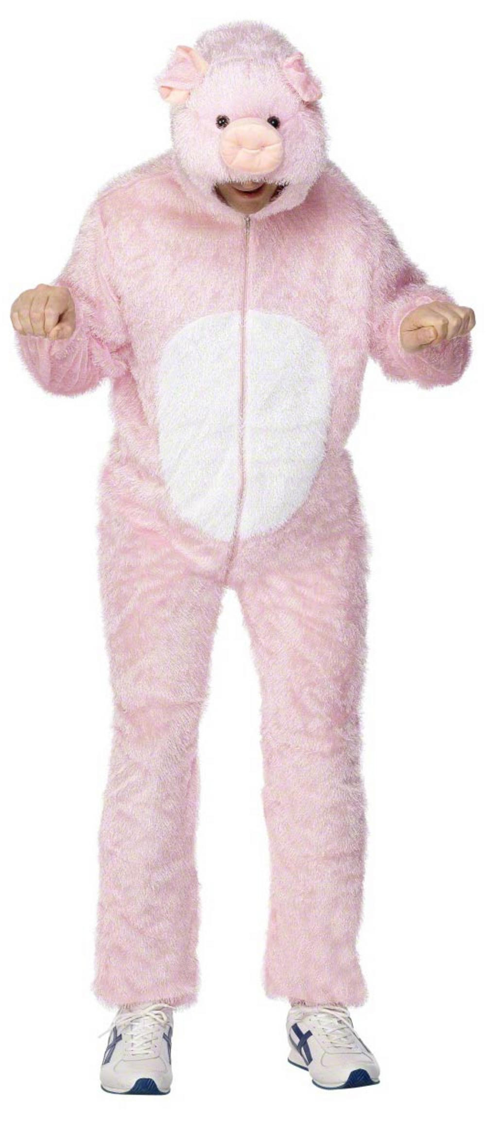 Adults Pig Fancy Dress Costume
