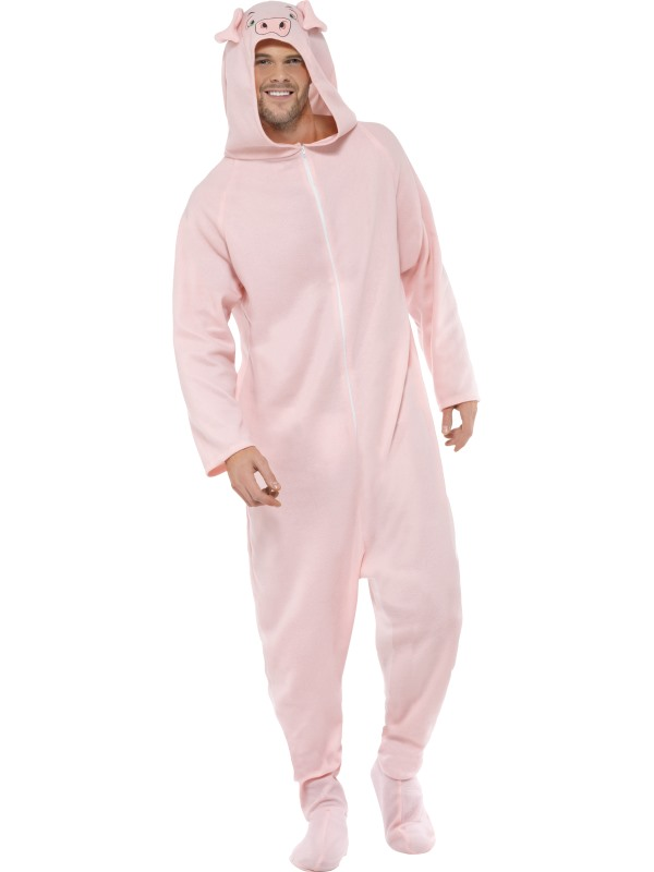 daf867728362 Adults Pig Fancy Dress Costume