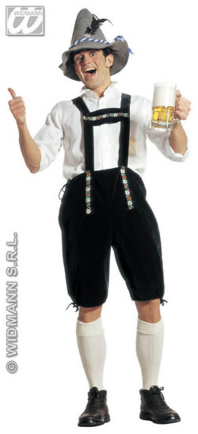 Bavarian Beer Man Fancy Dress
