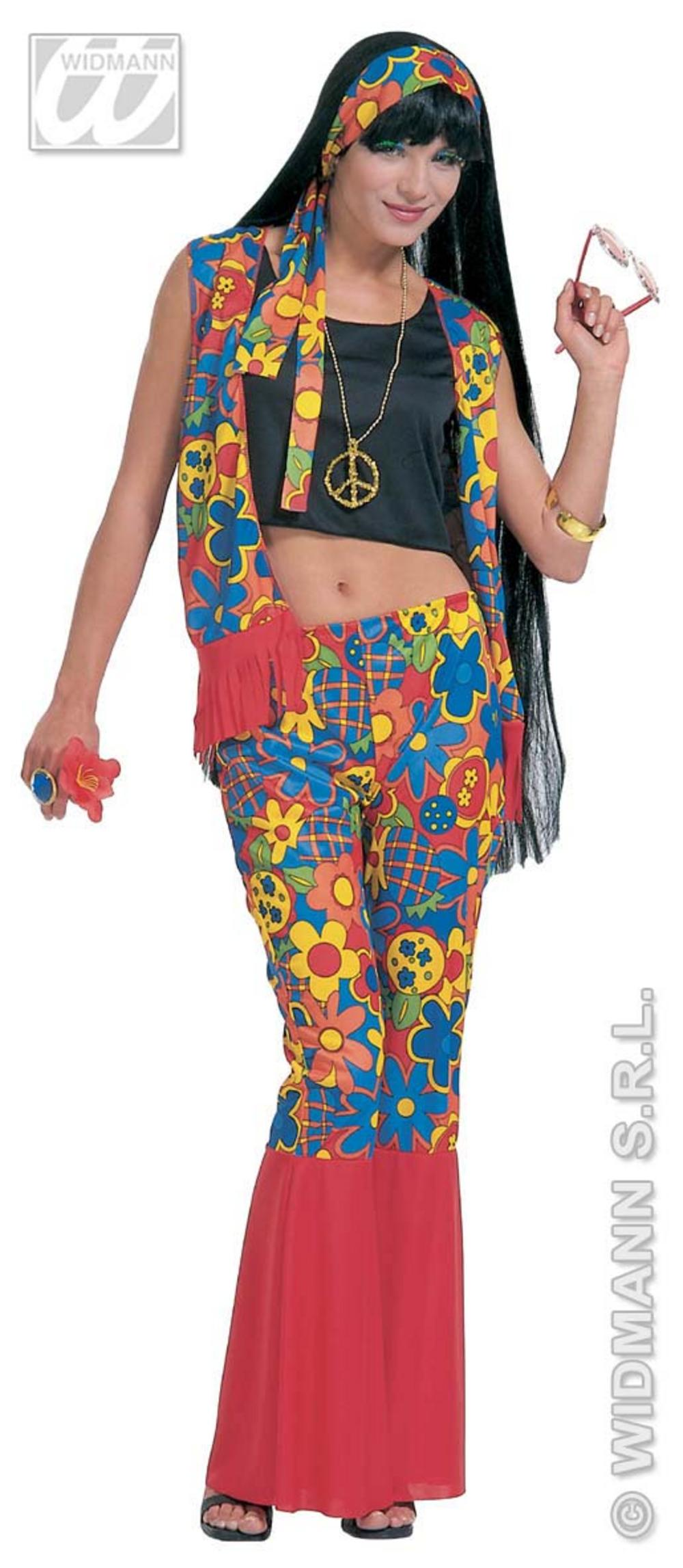 Hot Hippie Costume