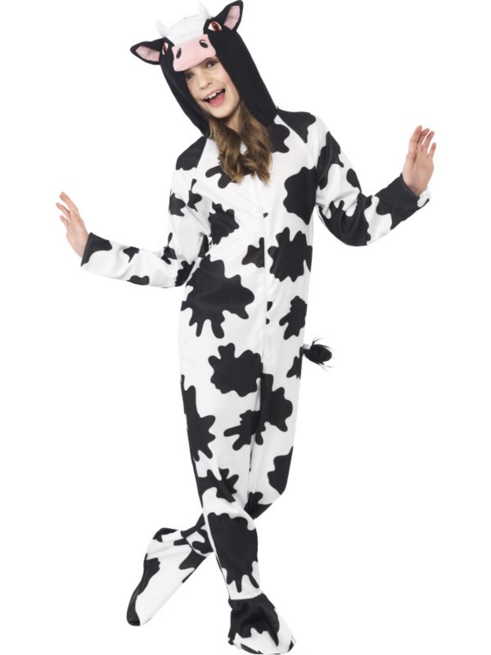 Kids Cow Fancy Dress Costume