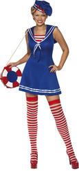 Ladies Sailor Cutie Costume