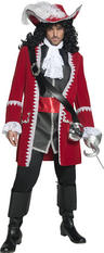 Mens Pirate Captain Costume
