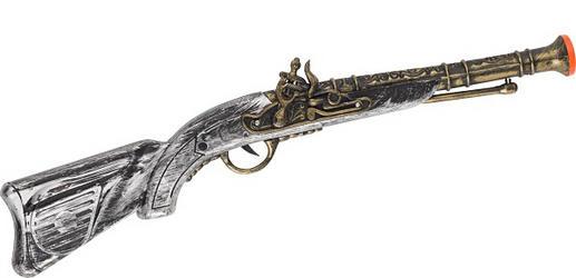 Authentic Buccaneer Pirate Pistol