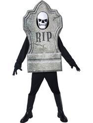 Gravestone Costume