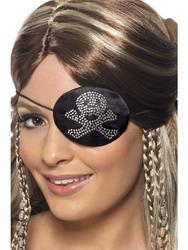 Diamante Pirate Eyepatch