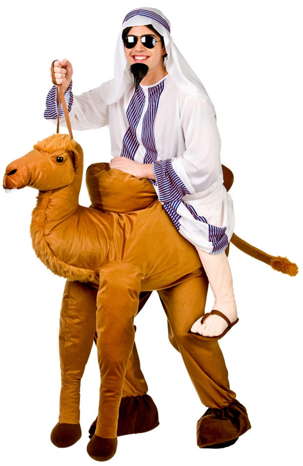 Giant Ride On Camel Costume