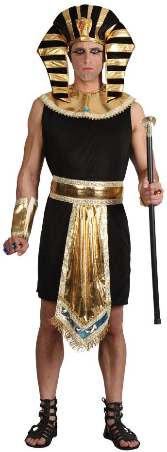 sentinel egyptian king xl mens fancy national dress royal pharoah adult halloween costume