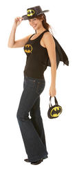 Bat Girl Top & Cape