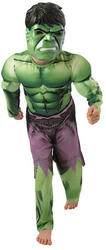 Boys Hulk Deluxe Costume