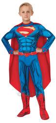 Deluxe Superman Fancy Dress