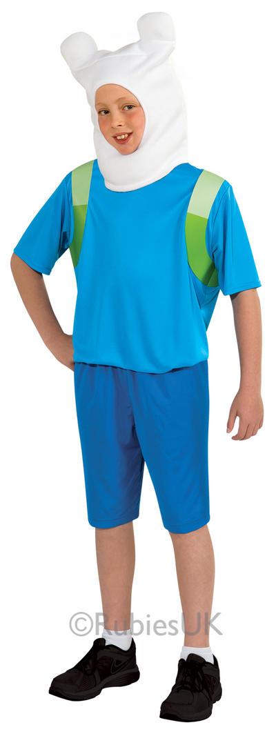 Boys Finn The Human Costume