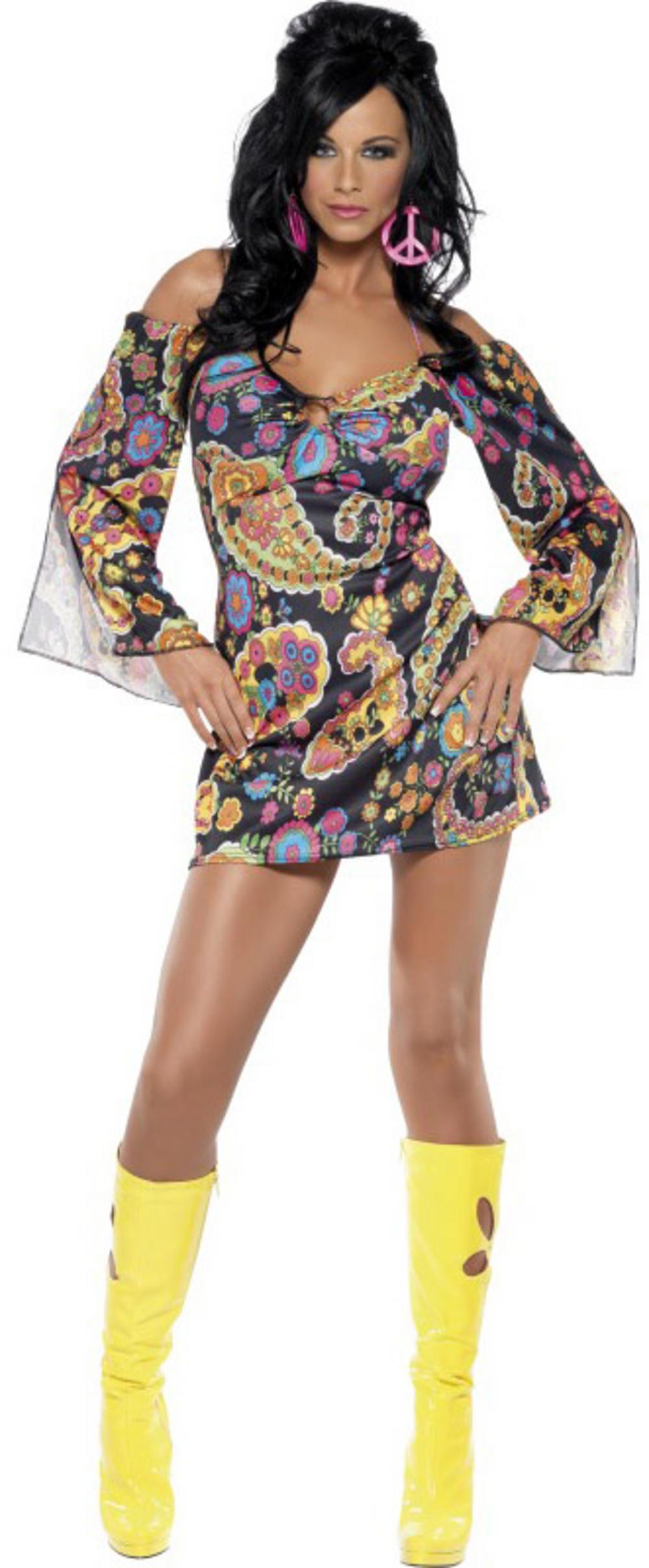 Fever Hippie Costume