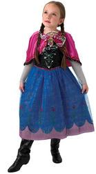 Girls Musical & Light Up Anna Costume
