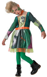 Kids FrankN Girl Costume