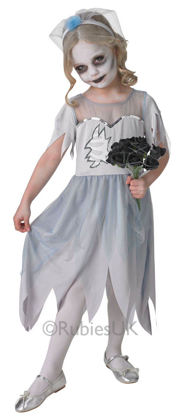 Dearly Departed Corpse Bride Costume Kids Halloween Costumes