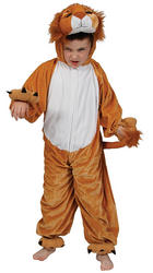Kid's Boogie Woogie Lion Costume