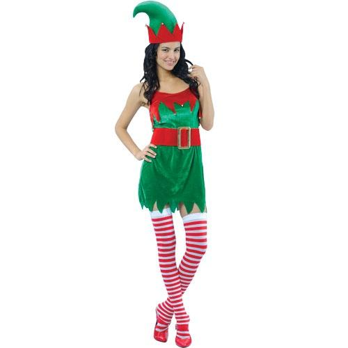 Enchanting Elf Costume