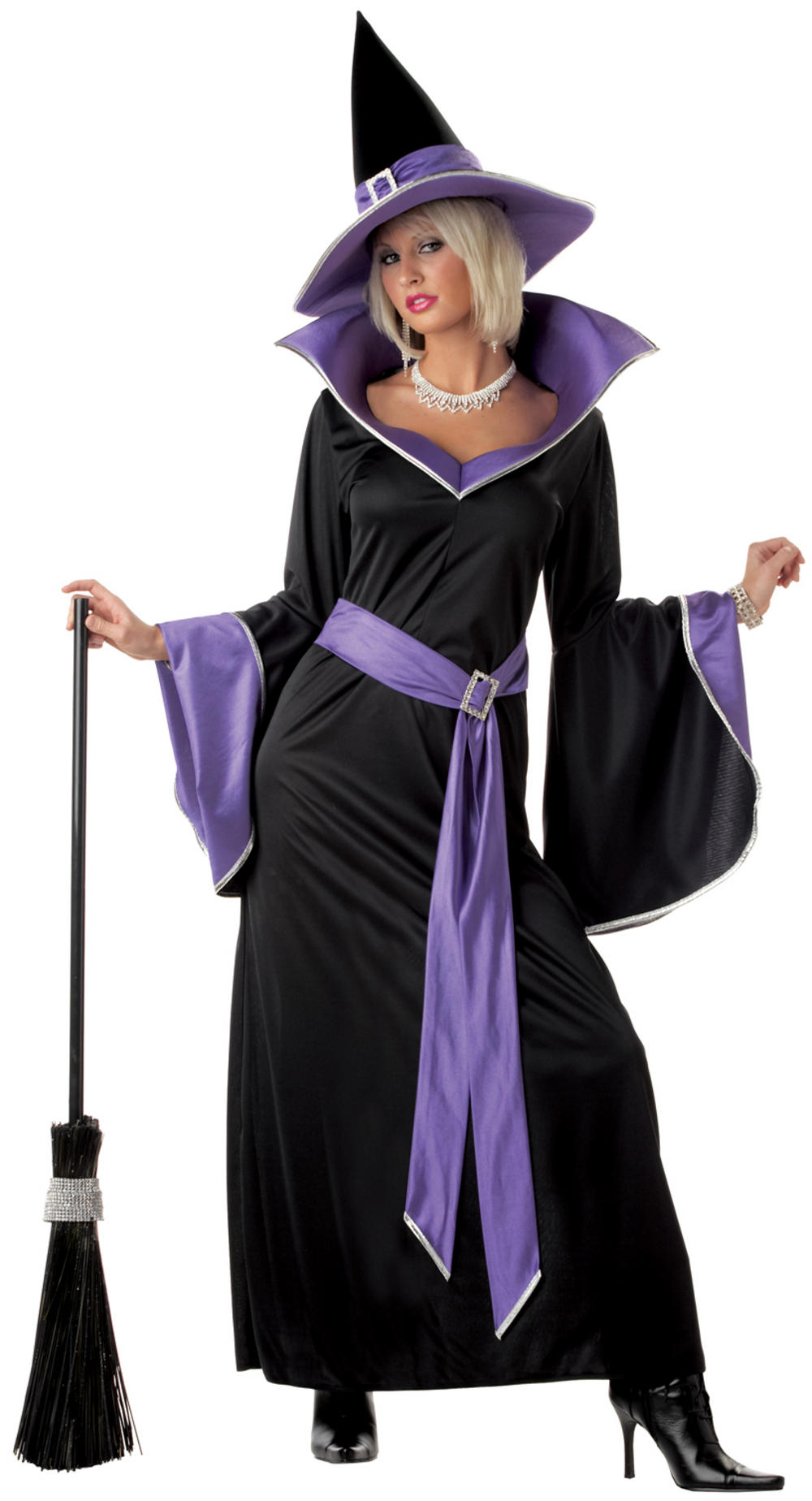 Ladies Incantasia, The Glamour Witch Costume