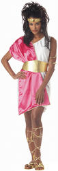 Ladies Toga Woman Costume