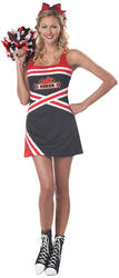 Ladies Classic Cheerleader Costume