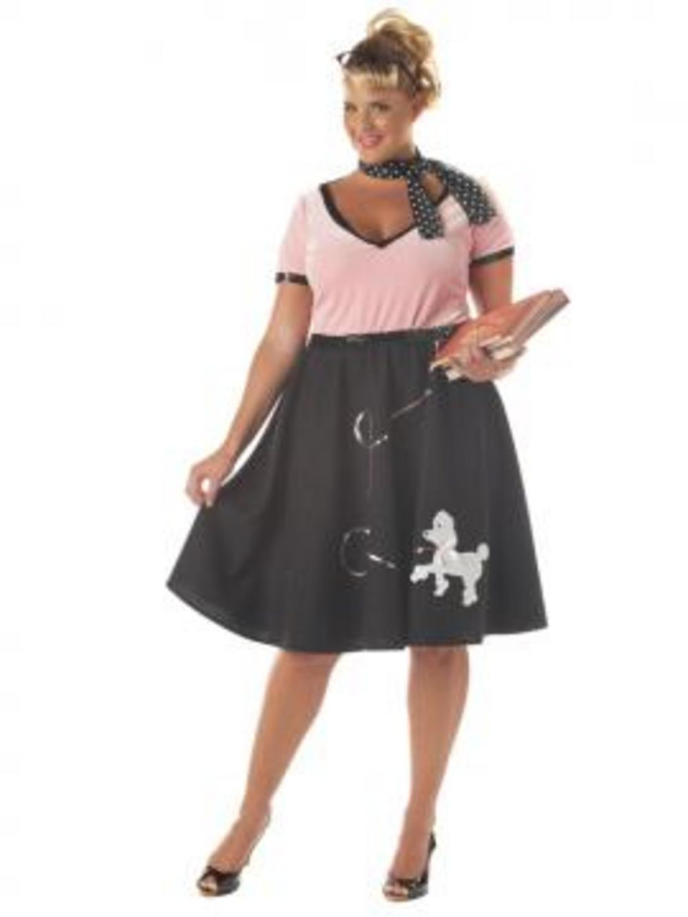 Ladies 50's Sweetheart Costume