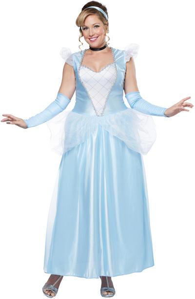 Fairytale Princess Plus Size Costume