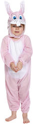 Kid's Toddlers Pink Bunny Rabbit Costume
